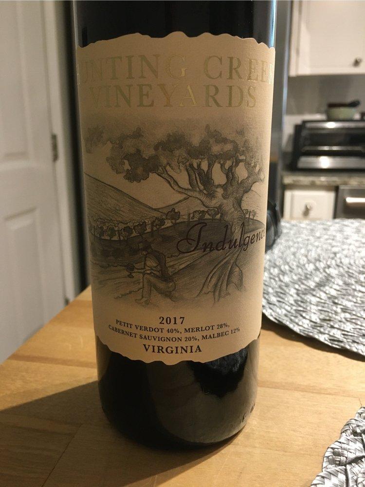 Hunting Creek Vineyards: 2000 Addie Williams Trl, Clover, VA