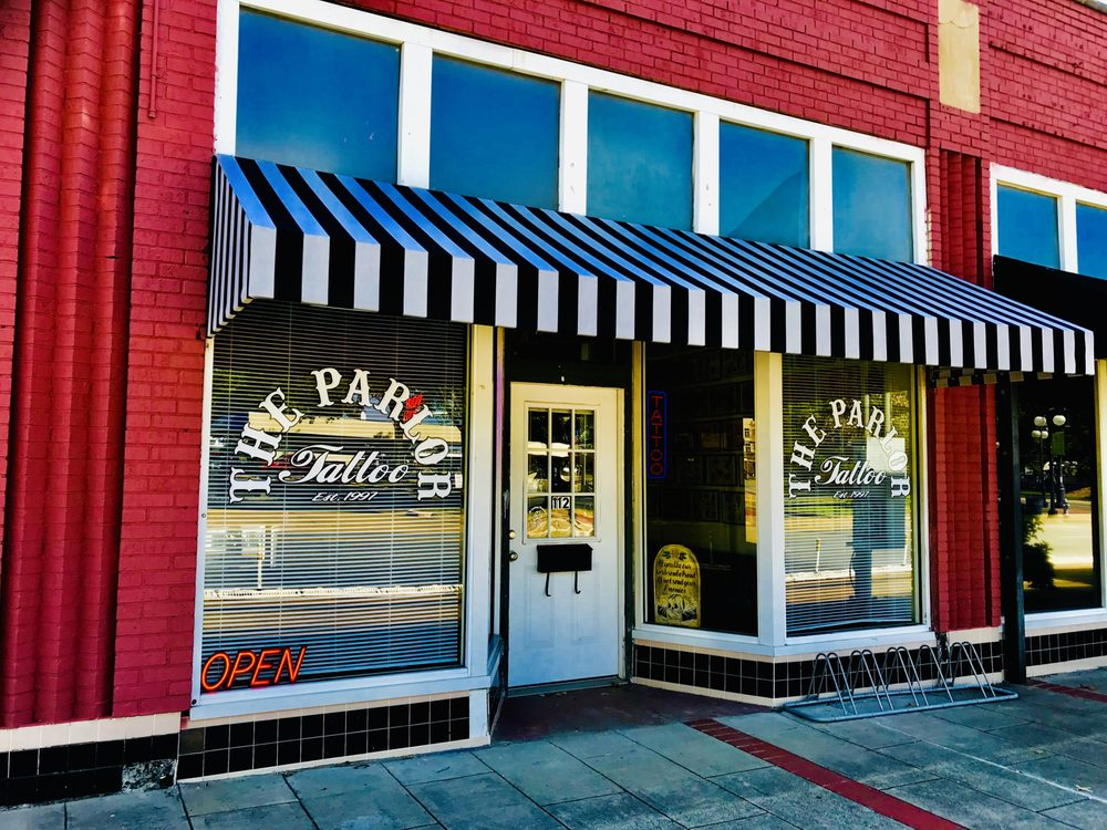 The Parlor Tattoo: 112 Main St, North Little Rock, AR