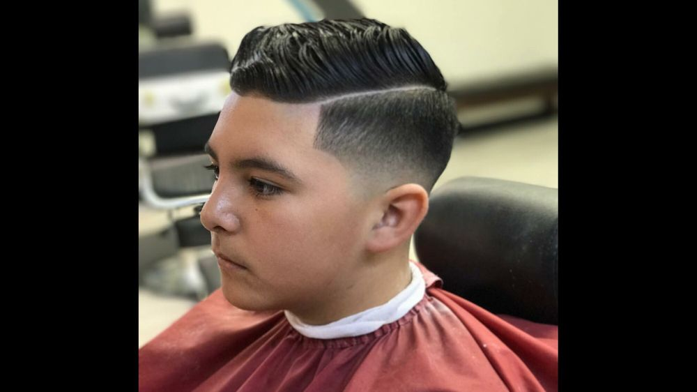 Photo Of Fade Szns Barbershop   Rosemead, CA, United States. Mid Drop Fade