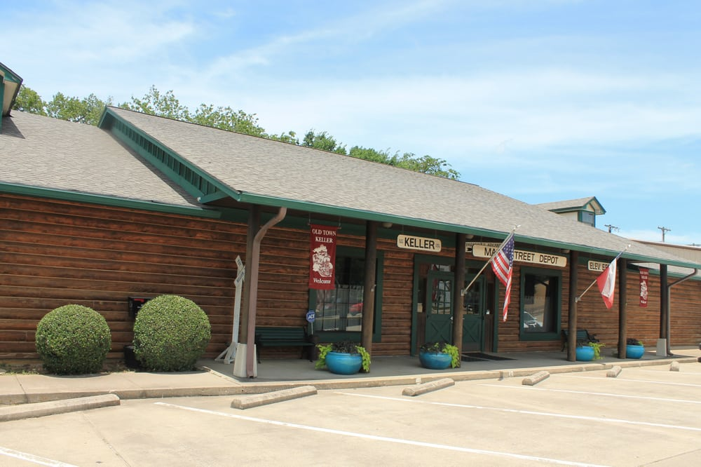 Main Street Depot