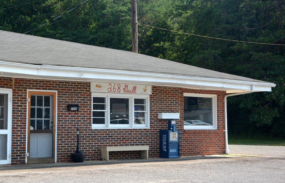 268 Grill: 709 NC Hwy 268 W, Elkin, NC
