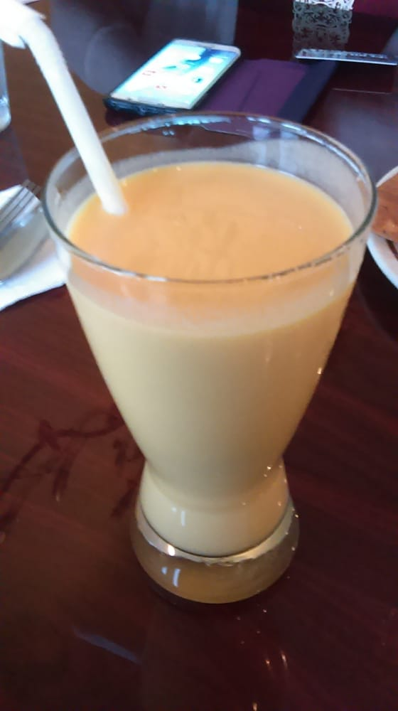Mango and yogurt smoothie yelp for Annam indian cuisine houston