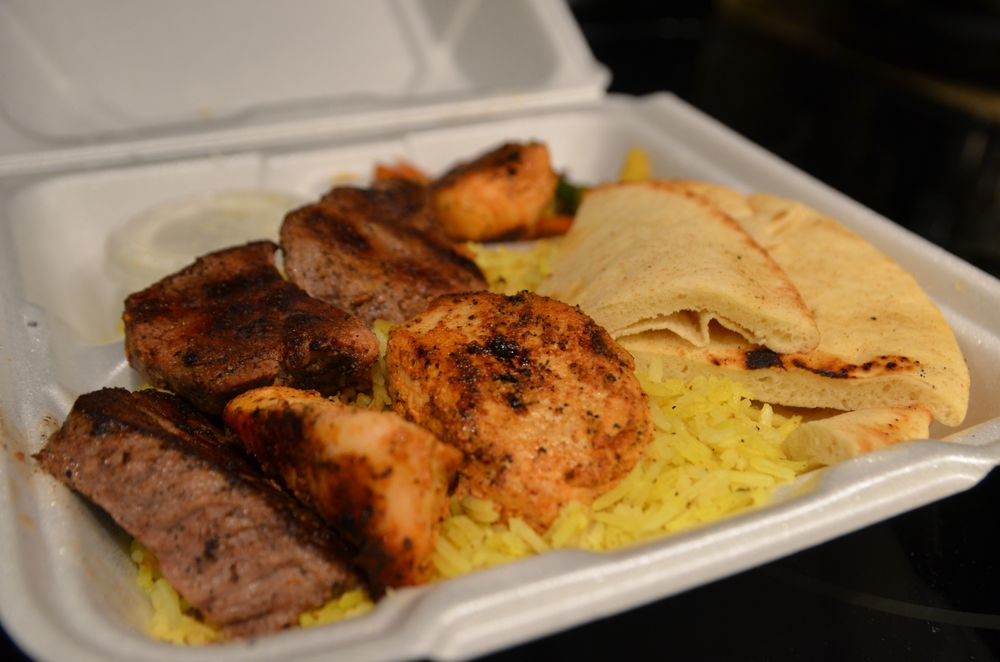Holy Land Cafe: 12275 W 87th St Pkwy, Lenexa, KS