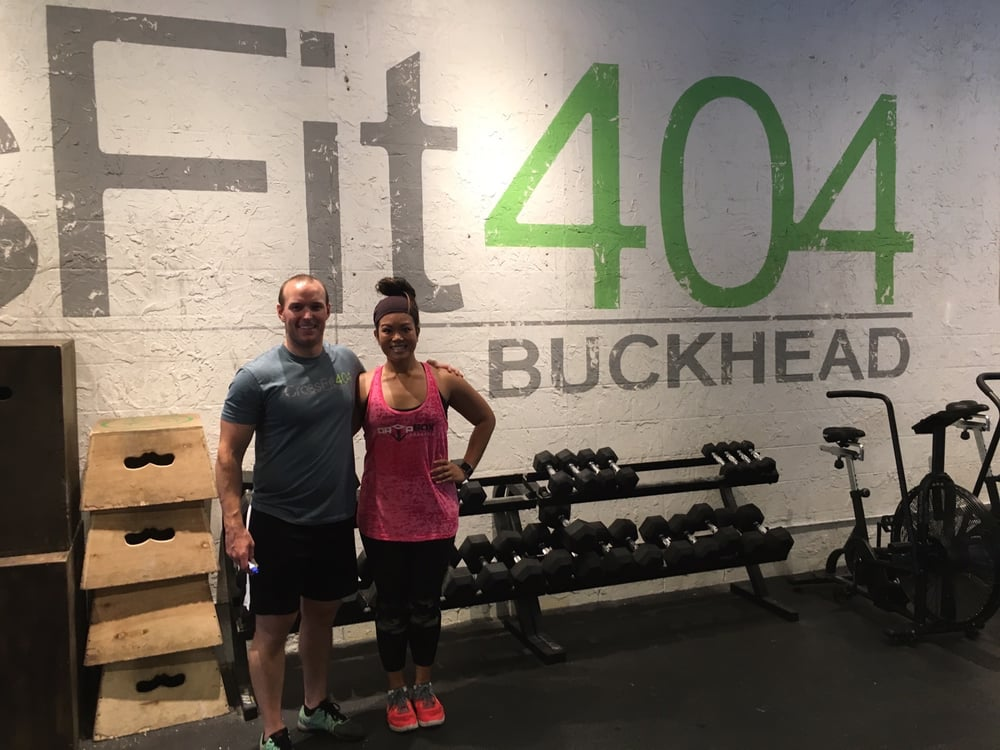 CrossFit 404