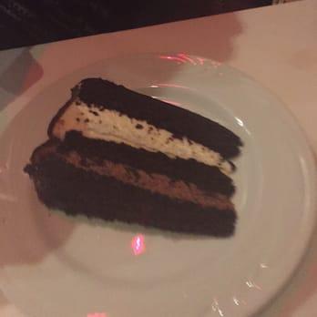 Fogo De Chao Chocolate Mousse Cake