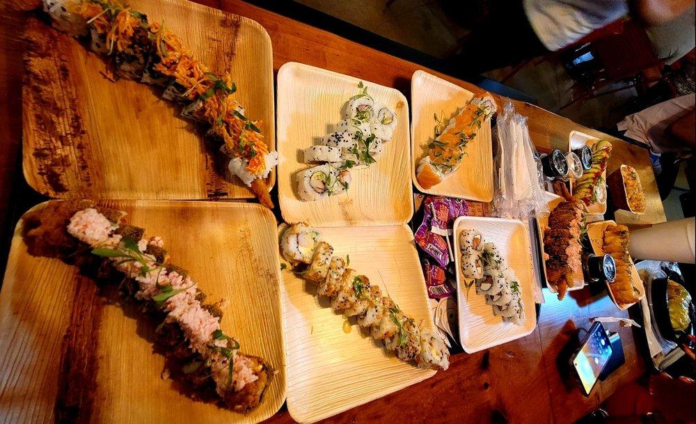 Sticky Rice Sushi: 4400 N 23rd St, McAllen, TX