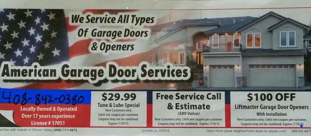 American Garage Door Services Closed 10 Photos 10 Reviews