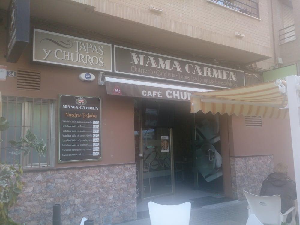 Mama carmen cafeteria calle san valeriano 34 - Calle torrente valencia ...