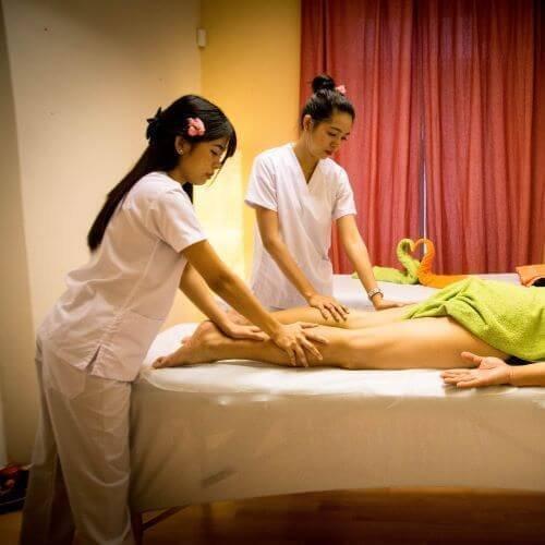 massage i varberg kinnaree spa