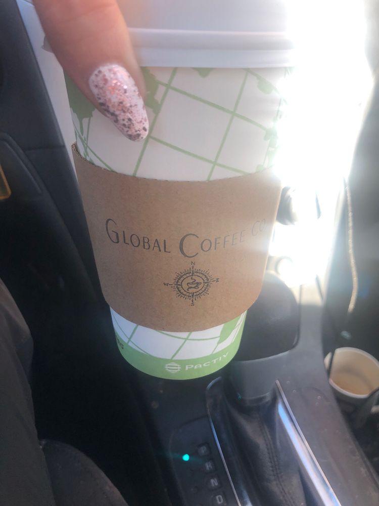 Global Coffee: 127 N Clinton Ave, Saint Johns, MI