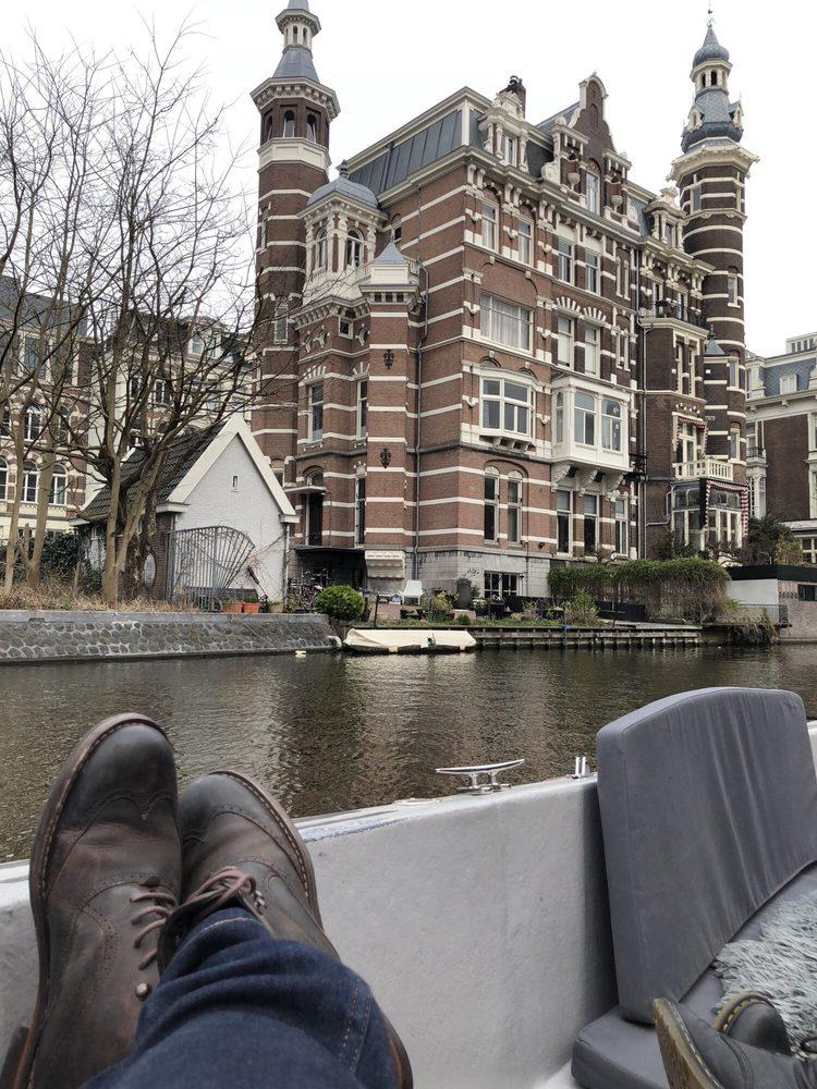 Flying Dutch Boats: Prinsengracht 267, Amsterdam, NH