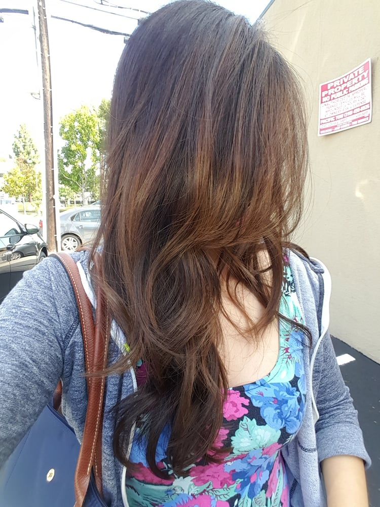 Love My New Hair Color Thanks Kana Yelp