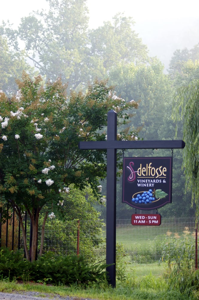 Delfosse Vineyards & Winery