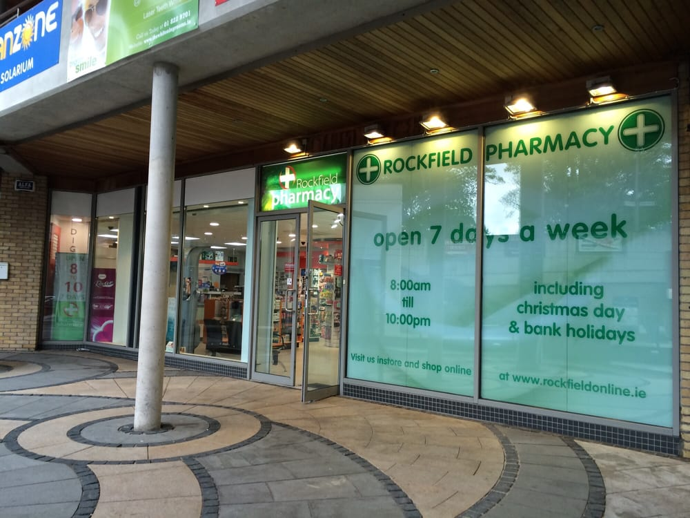 rockfield pharmacy pharmacychemist unit 2 dundrum dundrum co dublin phone number yelp - Pharmacy Open On Christmas Day