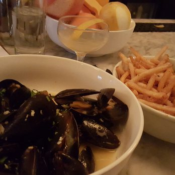 photo of agustin kitchen tucson az united states delicious mussels in the - Agustin Kitchen
