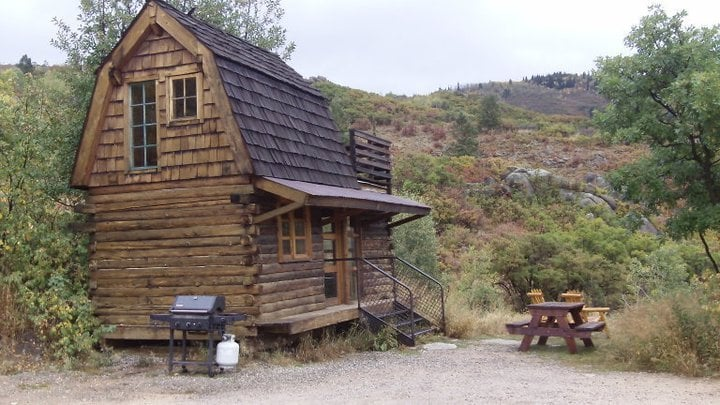 This Is The Quot Large Rustic Cabin Quot Yelp