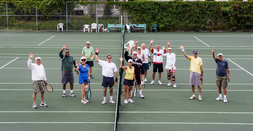 Island City Tennis: 1310 Truman Ave, Key West, FL