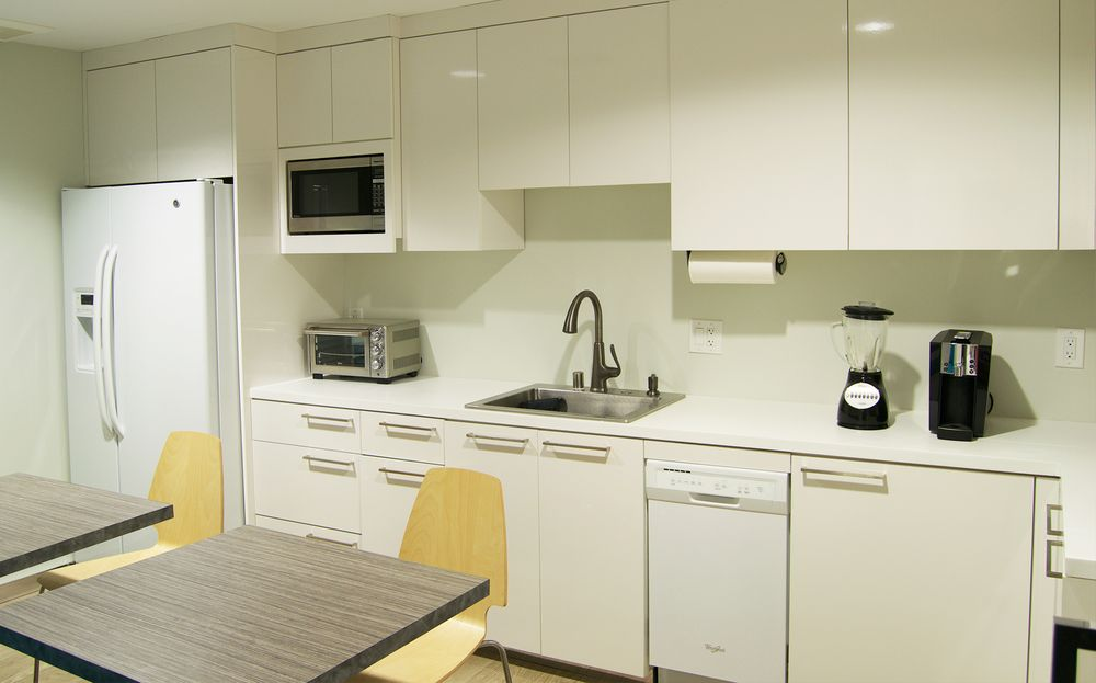 Photo Of Cabinets Quick Orange Ca United States Break Room Commercial Cabinetry