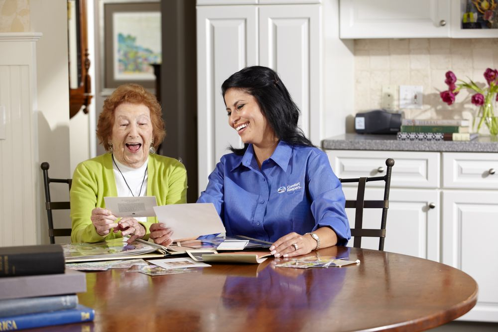 Comfort Keepers Home Care: 2601 Northwest Expy, Edmond, OK