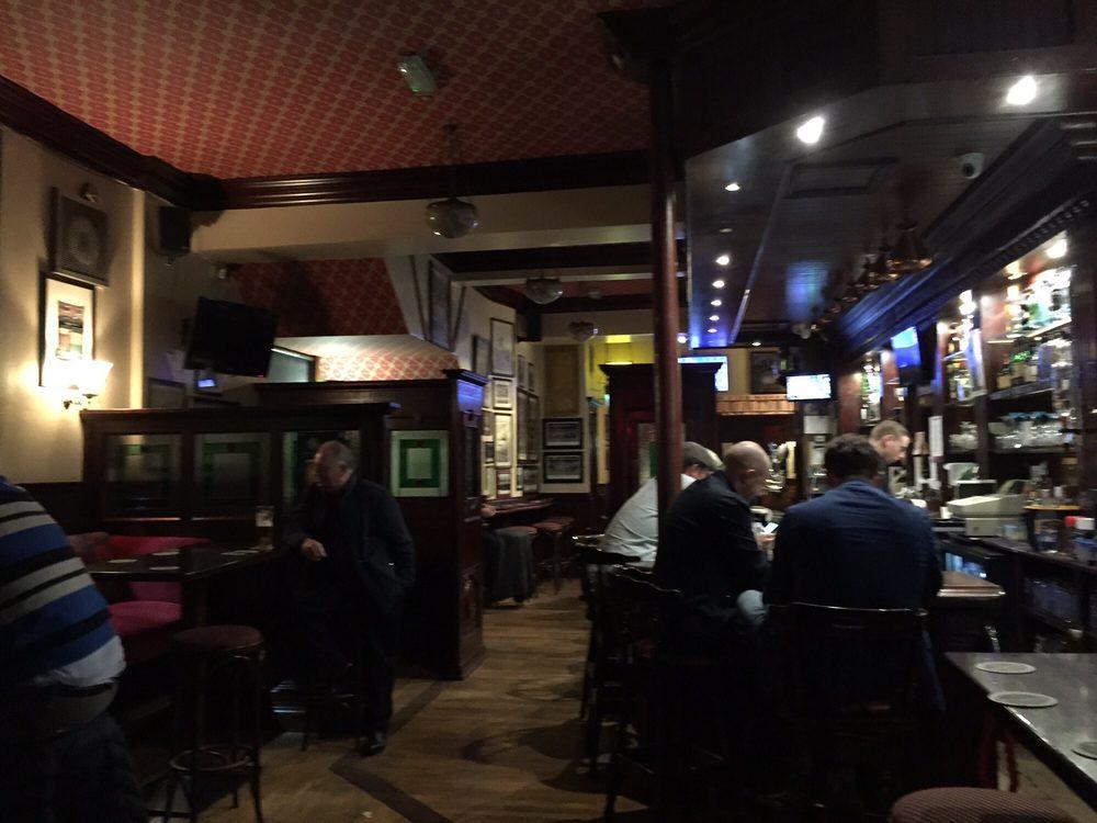 Old school pub.