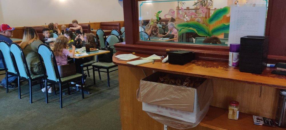 Golden Asian Buffet: 2350 W Central Ave, El Dorado, KS