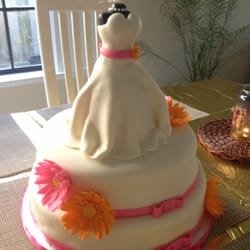 Cake spree 123 photos 17 reviews bakeries cambrian for Wedding dresses in san jose ca