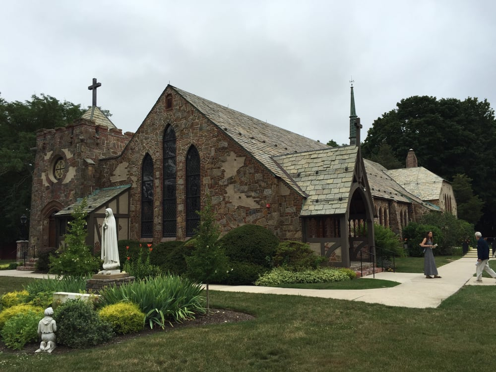 Our Lady of Good Counsel Catholic Church: 14300 Main Rd, Mattituck, NY
