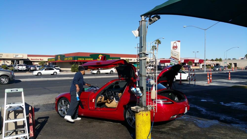 Car Wash Near Me Las Vegas