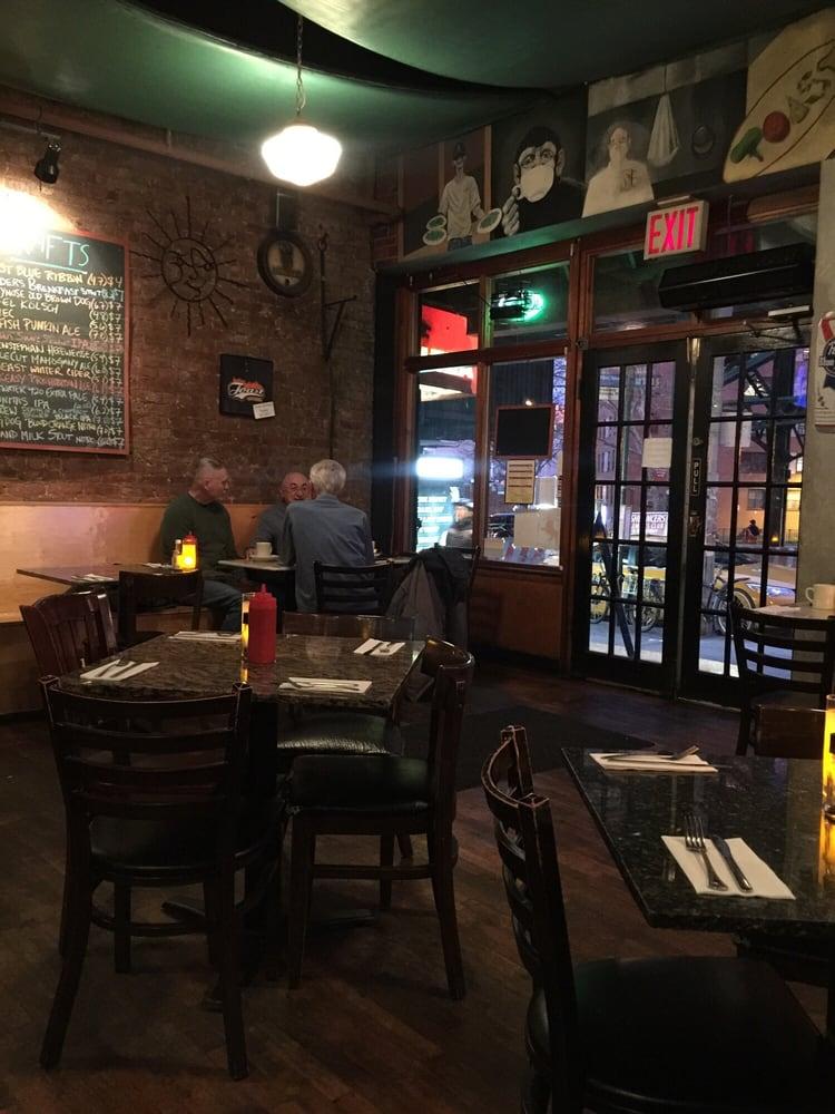Toast 49 photos 240 avis bars 3157 broadway - Avis new york ...