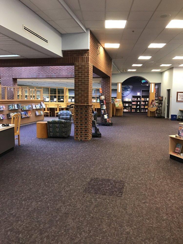 Columbus Metropolitan Library Gahanna Branch Libraries
