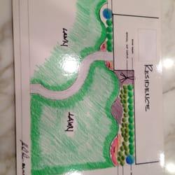 Photo Of Portera Landscape Design   Birmingham, AL, United States. Landscape  Design Sketch