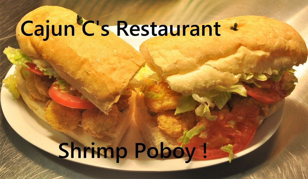 Cajun C's Restaurant: 63304 Hwy 10, Bogalusa, LA