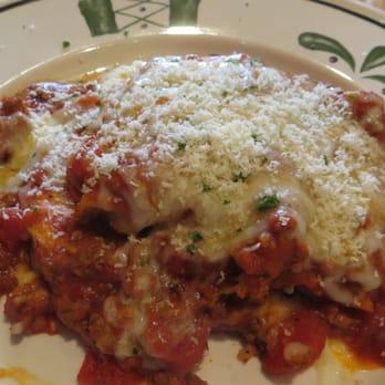Genial Photo Of Olive Garden Italian Restaurant   Round Rock, TX, United States.  Lasagna