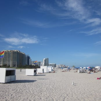 Photo Of 12th Street Beach Miami Fl United States