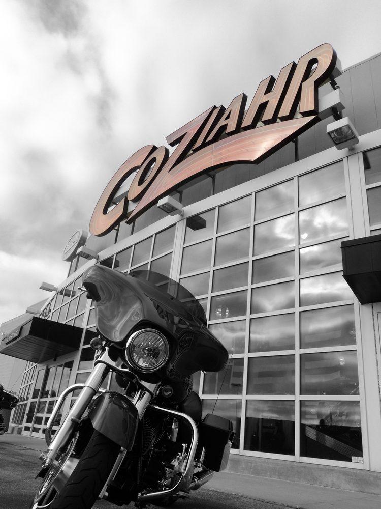 Coziahr Harley-Davidson: 150 W Marion Ave, Forsyth, IL