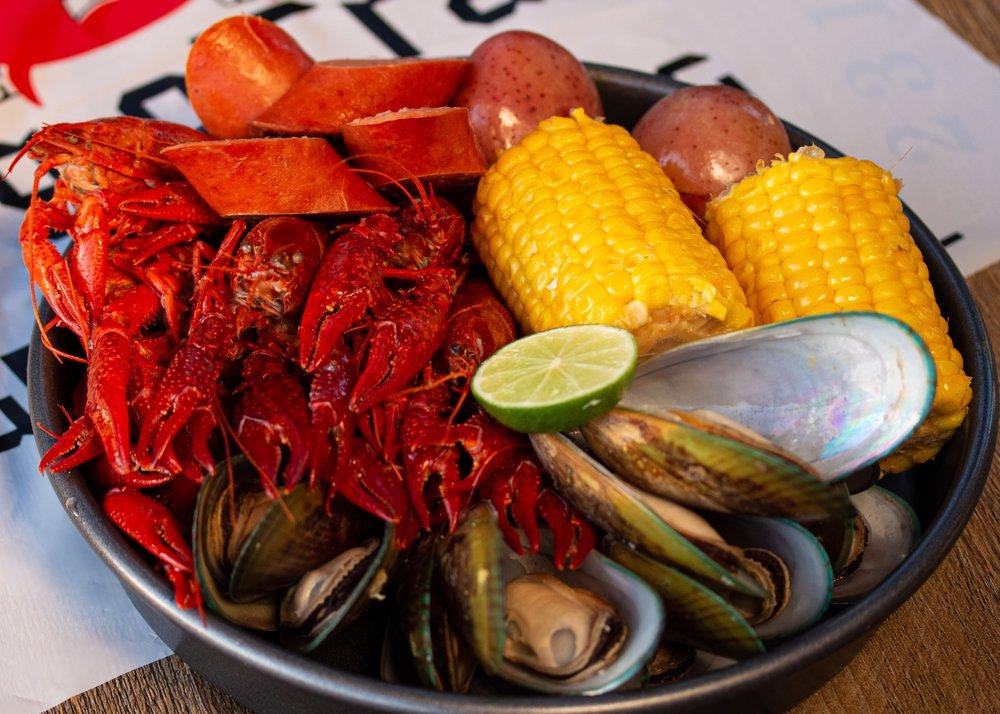 Bag O' Crab: 455 W Olive Ave, Merced, CA