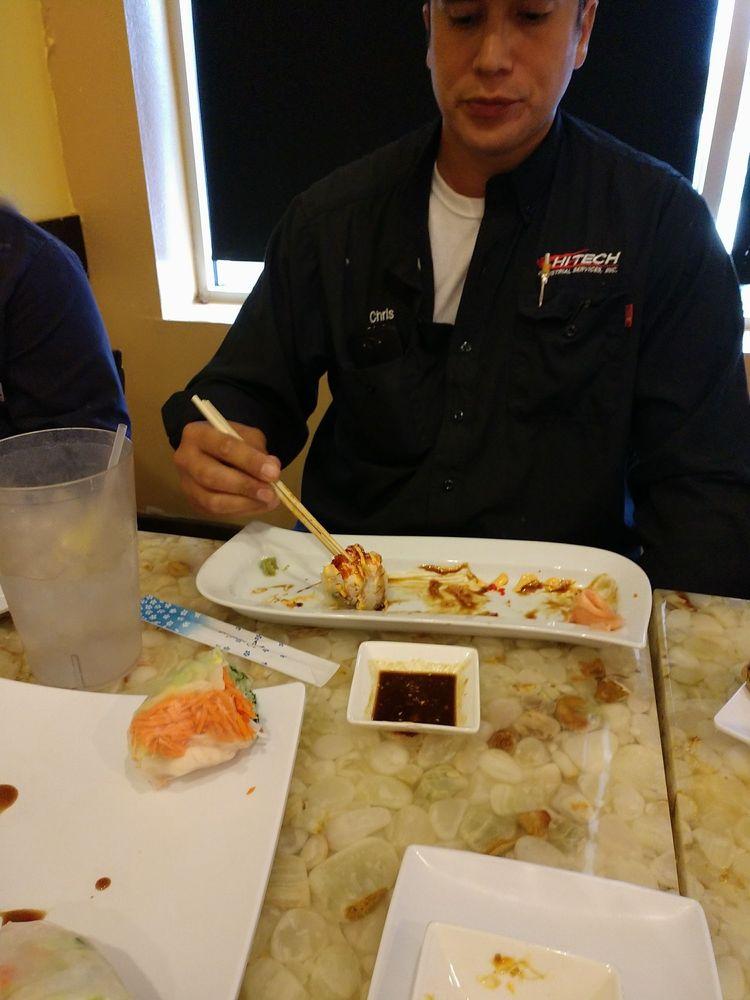 Oyshi Sushi: 14902 Trinity River Dr, Corpus Christi, TX