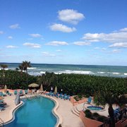 View From Photo Of Oceanique Resort Indian Harbour Beach Fl United States Our
