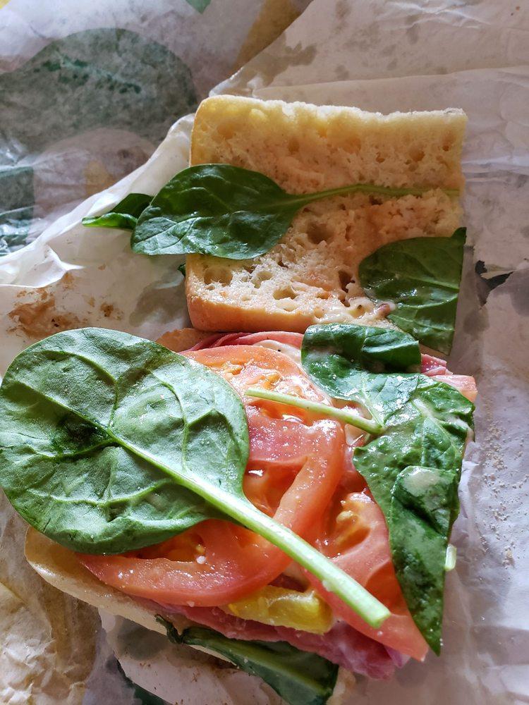 Subway Restaurants: 310 Joe Dr E, Amboy, IL