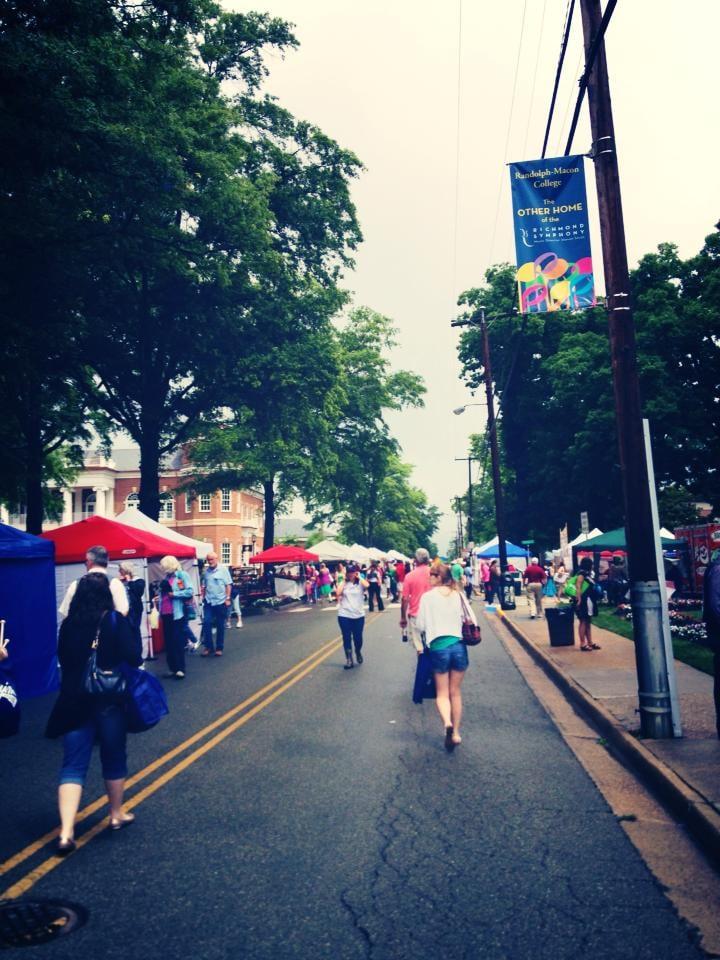 Ashland Strawberry Faire: Ashland, VA