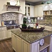 Emperador Photo Of Carolina Custom Kitchen Bath Apex Nc United States