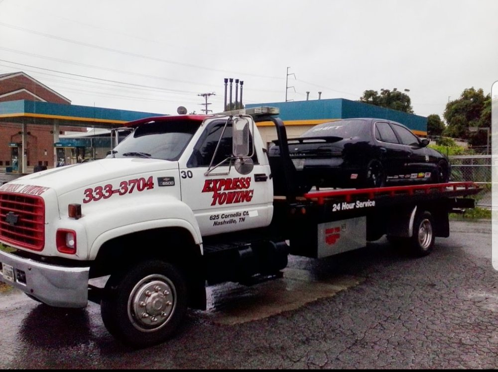 Express Towing: Castalian Springs, TN