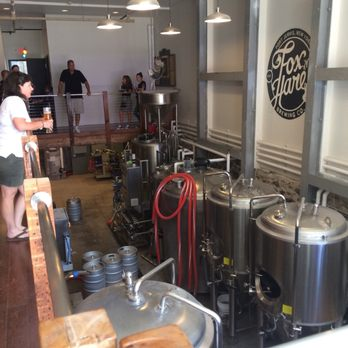 Image result for FOX N HARE BREWING INTERIOR