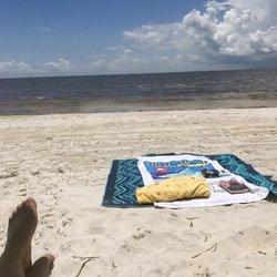 Photo Of Mississippi Gulf Coast Beach Gulfport Ms United States Nice White