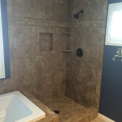Rowland tile contractors 40063 bella vista rd for Bath remodel temecula