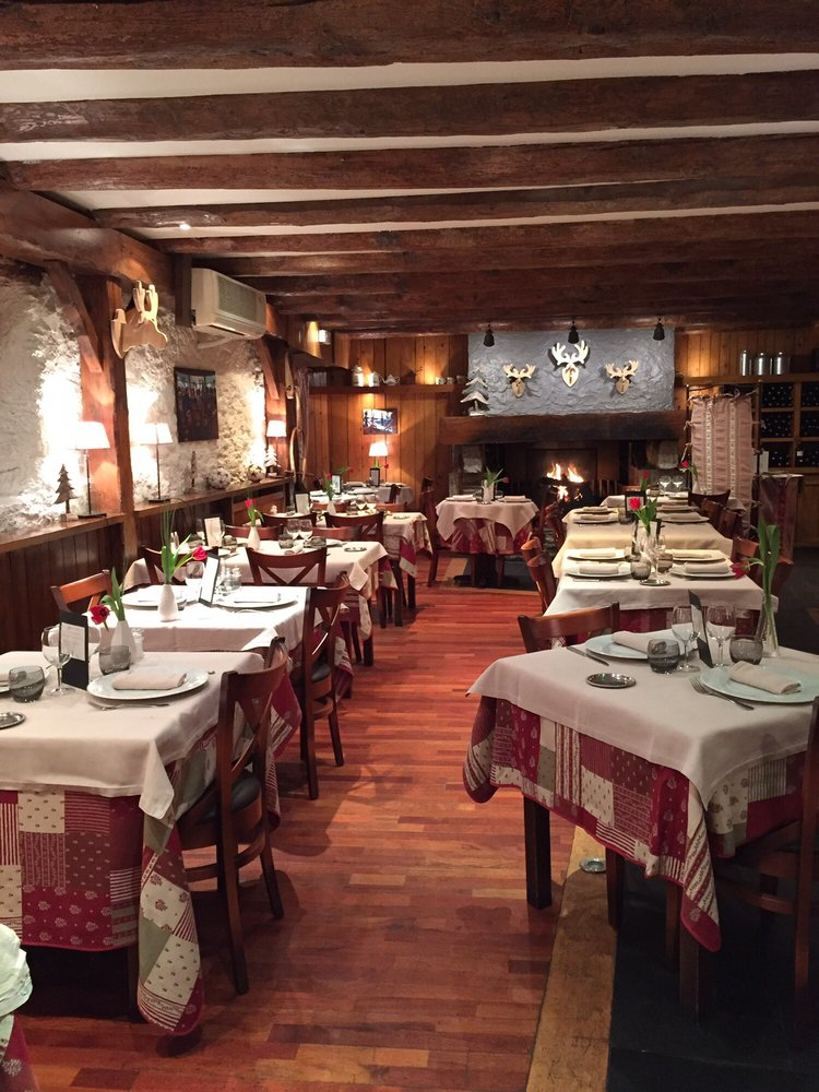 Restaurant la grange boulangeries p tisseries 13 route autun saint lary soulan hautes - Restaurant la grange saint lary ...