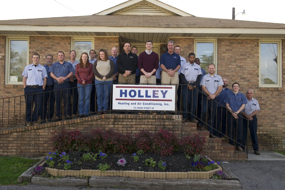 Holley Heating & Air Conditioning: 112 Union St NE, Aiken, SC