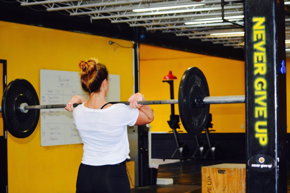 Crossfit Never Give Up: 1101 Jefferson Rd, South Charleston, WV