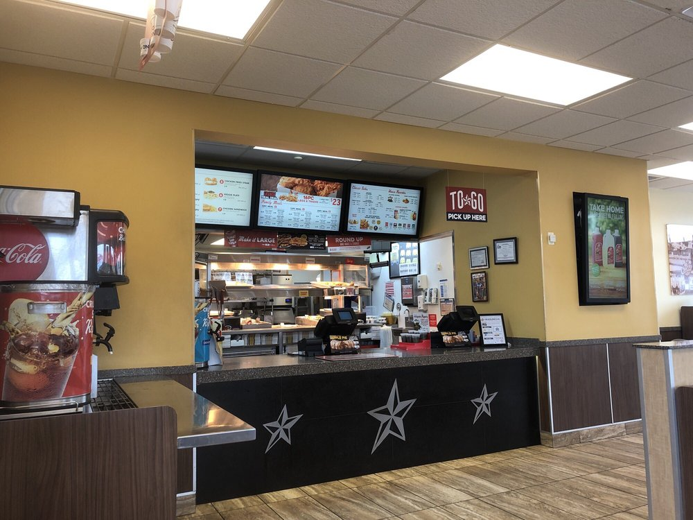 Church's Chicken: 731 W Ocean Blvd Hwy 100, Los Fresnos, TX