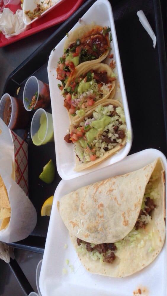 photo of backyard taco mesa az united states so very very good